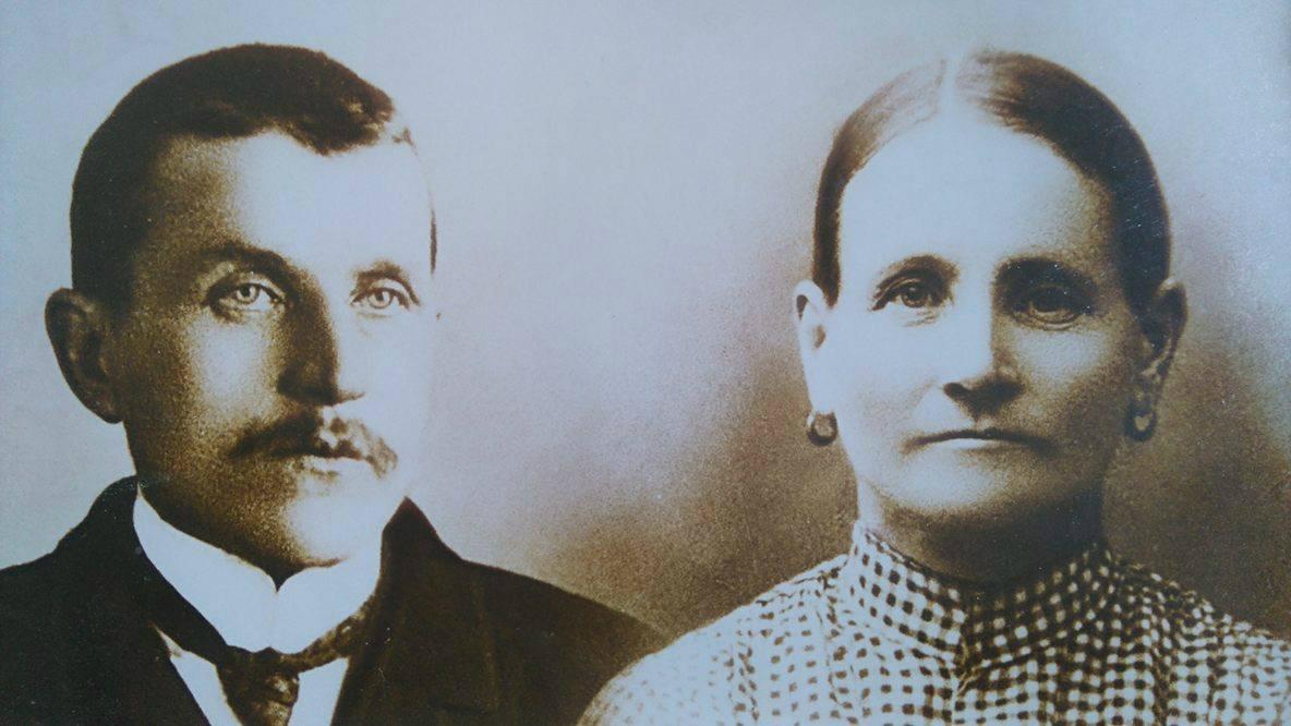Fredrik ja Ida Aaltonen